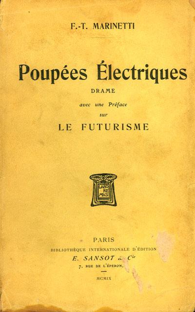 EROTICA FUTURISTA 3: Fantocci elettrici