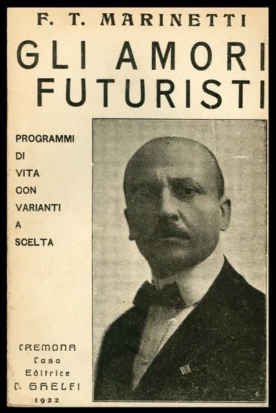 EROTICA FUTURISTA 19: La prima bestemmia a stampa nella storia della letteratura italiana