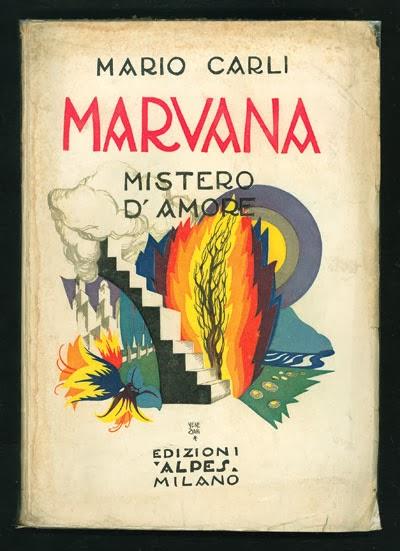 EROTICA FUTURISTA 21: Marvana o della vanità d'amore