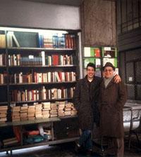 Paolo Tonini e Oscar Ersego