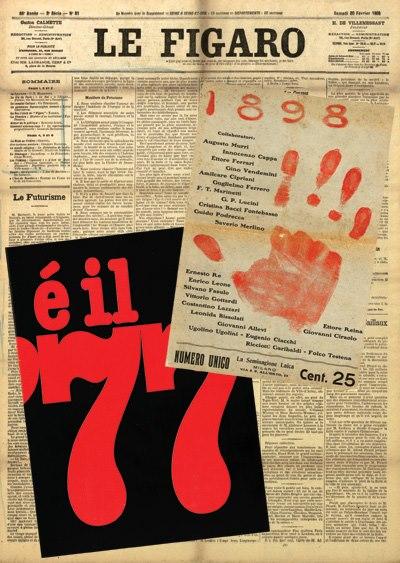 Futurismo e Movimento '77