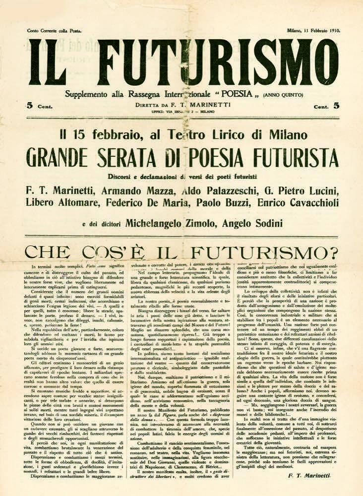 futurismo-supplemento-poesia-1910-1