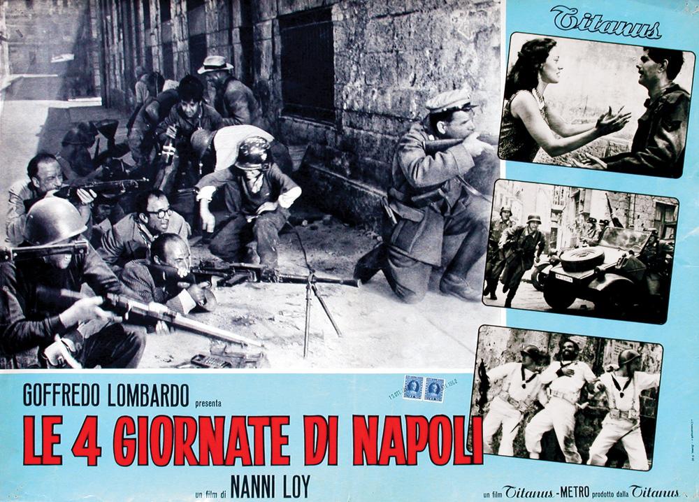 Le 4 giornate di Napoli   L'Arengario Studio Bibliografico