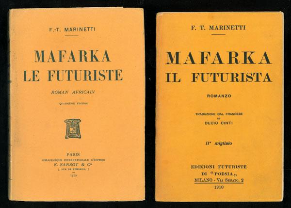 EROTICA FUTURISTA 4: Mafarka le futuriste