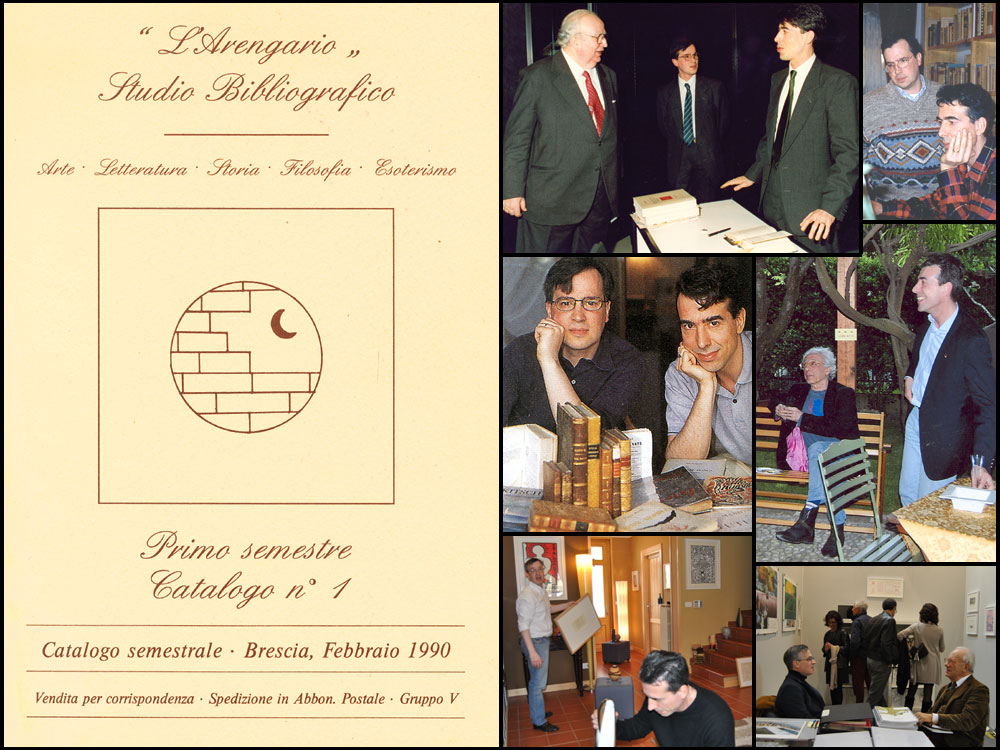 arengario-storia-history-collage