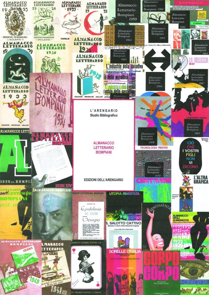 L'Almanacco Letterario Bompiani