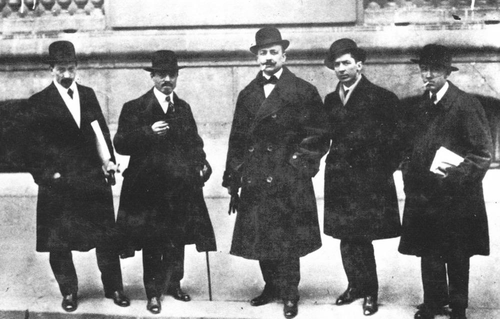 STORIA DEL FUTURISMO – 1910. I due primi manifesti della pittura futurista